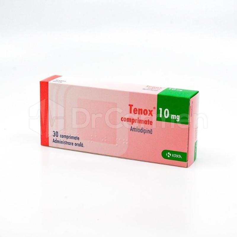 tenox 10 mg prospect